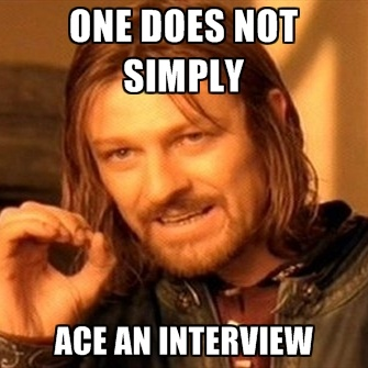 With good preparation, you just might ace that interview