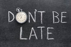 If you act early, you'll have no problems meeting this deadline