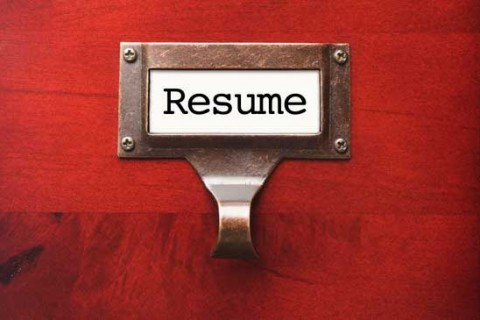 Take time to craft a good looking resume and it may pay dividends for you.